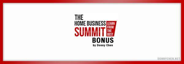 Home Business Summit Singapore Bonus Review